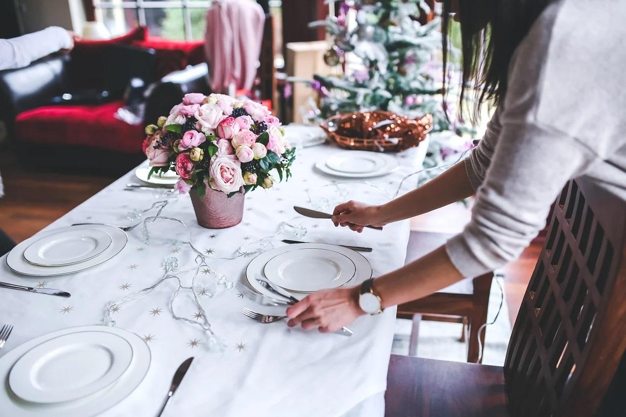 Art de la table : le blanc, une valeur refuge
